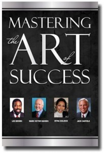 Mastering the Art of Success book cover - Get a free chapter here.